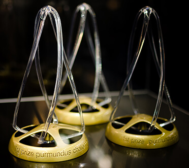 Pokale der Purmundus Challenge 2017