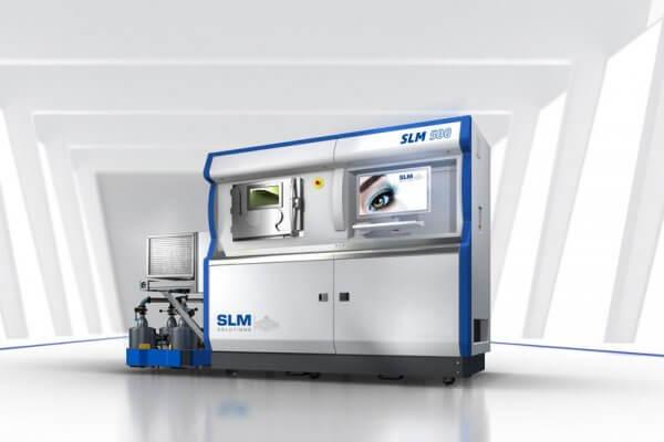 SLM 500 Metall-3D-Drucker