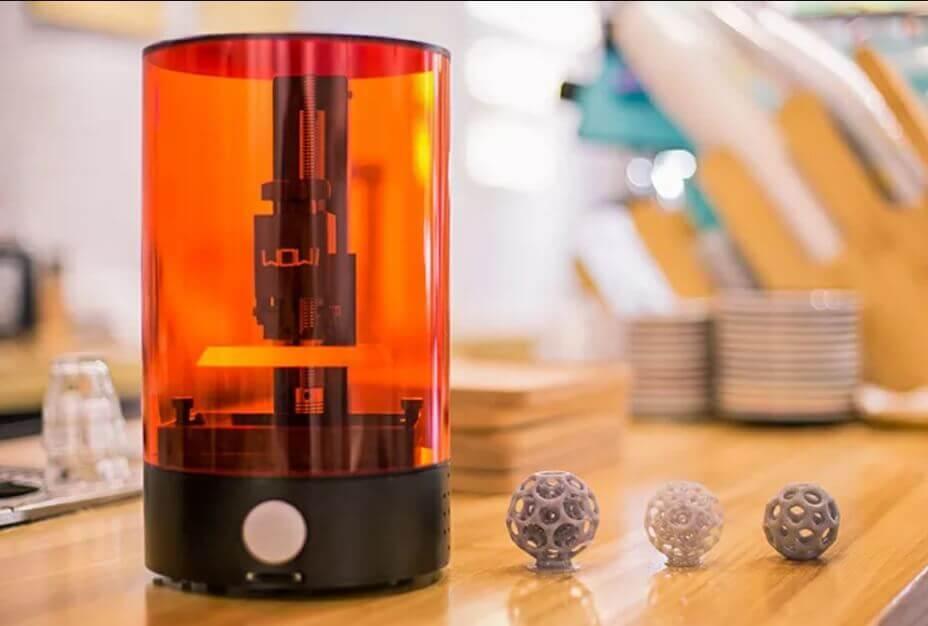 SparkMaker 3D-Drucker