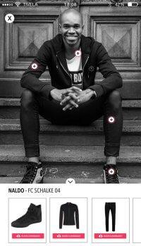 Naldo (Schalko 04) auf Tivela