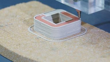 3D-Multimaterialdruck mit ViscoTec Druckkopf