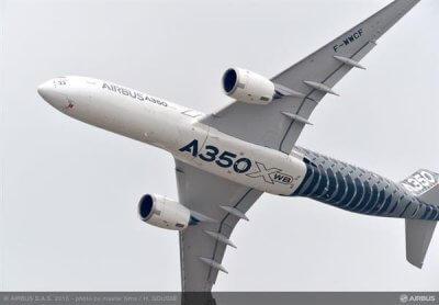 Der Airbus A350