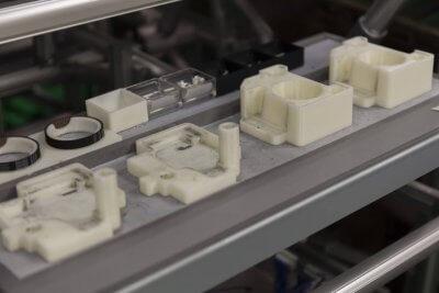 Ricoh-Bauteile aus dem 3D-Drucker