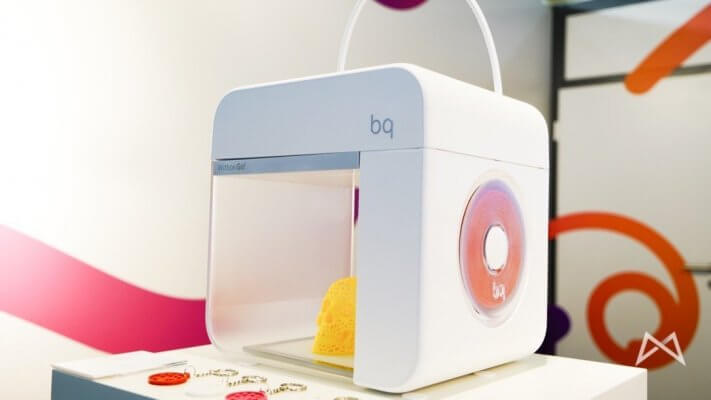 BQ Witbox Go! 3D-Drucker