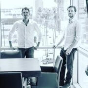 Die Gründer von Cazza