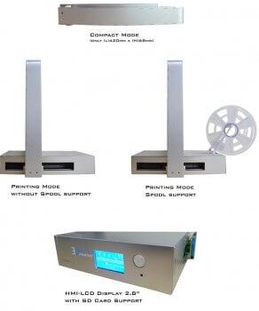 Der 3D-Drucker von Dynamics