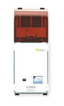 3D-Drucker Sharebot DMG 3Delux