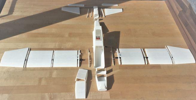 us marincecorps setzt 3d druck zur herstellung neuer scout drohne ein. Black Bedroom Furniture Sets. Home Design Ideas