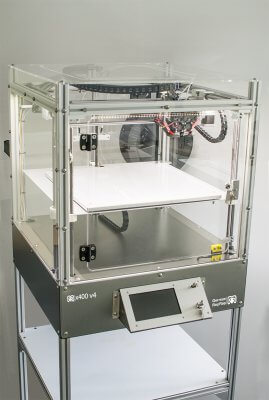German RepRap X400 v4 3D-Drucker