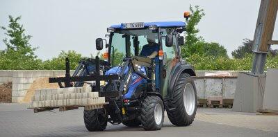 ISEKI TG6000 Traktor