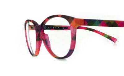 Brille aus 3D-Drucker