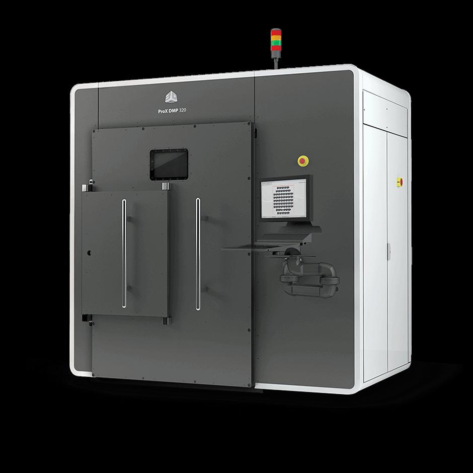 3D Systems zeigt 3D-Druck-Komplettlösung und zahlreiche Neuheiten auf der EMO Hannover 2017