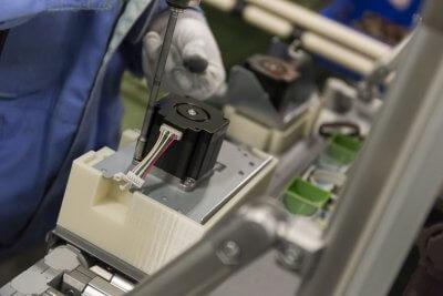 ABS-Bauteil aus dem 3D-Drucker