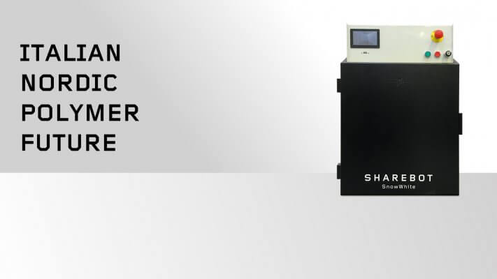 Sharebot SnowWhite 3D-Drucker