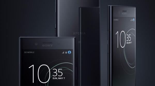 Sony Xperia XZ1 und XZ1 Comfort