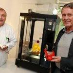 Unterkiefer aus dem 3D-Drucker