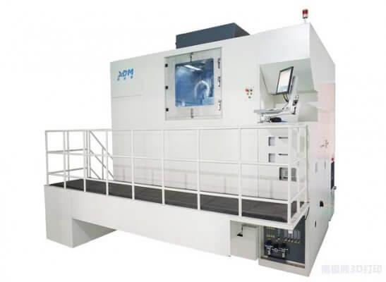 XDM750 SLM-3D-Drucker
