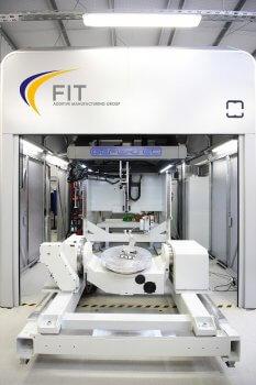3D-Druck bei der FIT AG
