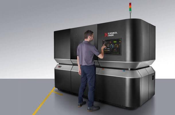 Carmel 1400 3D-Drucker