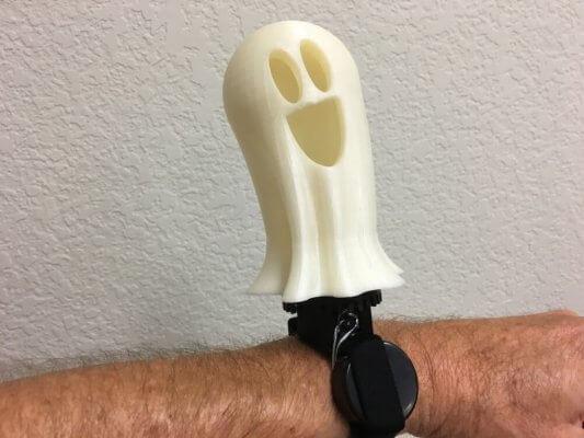 Geisterfigur für das Handgelenk
