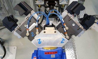 End-To-Arm Roboter von GKN Driveline