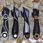 3D-gedruckte Prothesen Glaze Prosthetics
