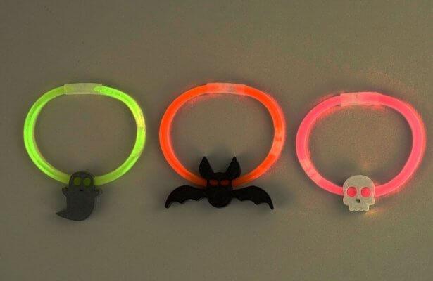 Halloween Globobs aus dem 3D-Drucker