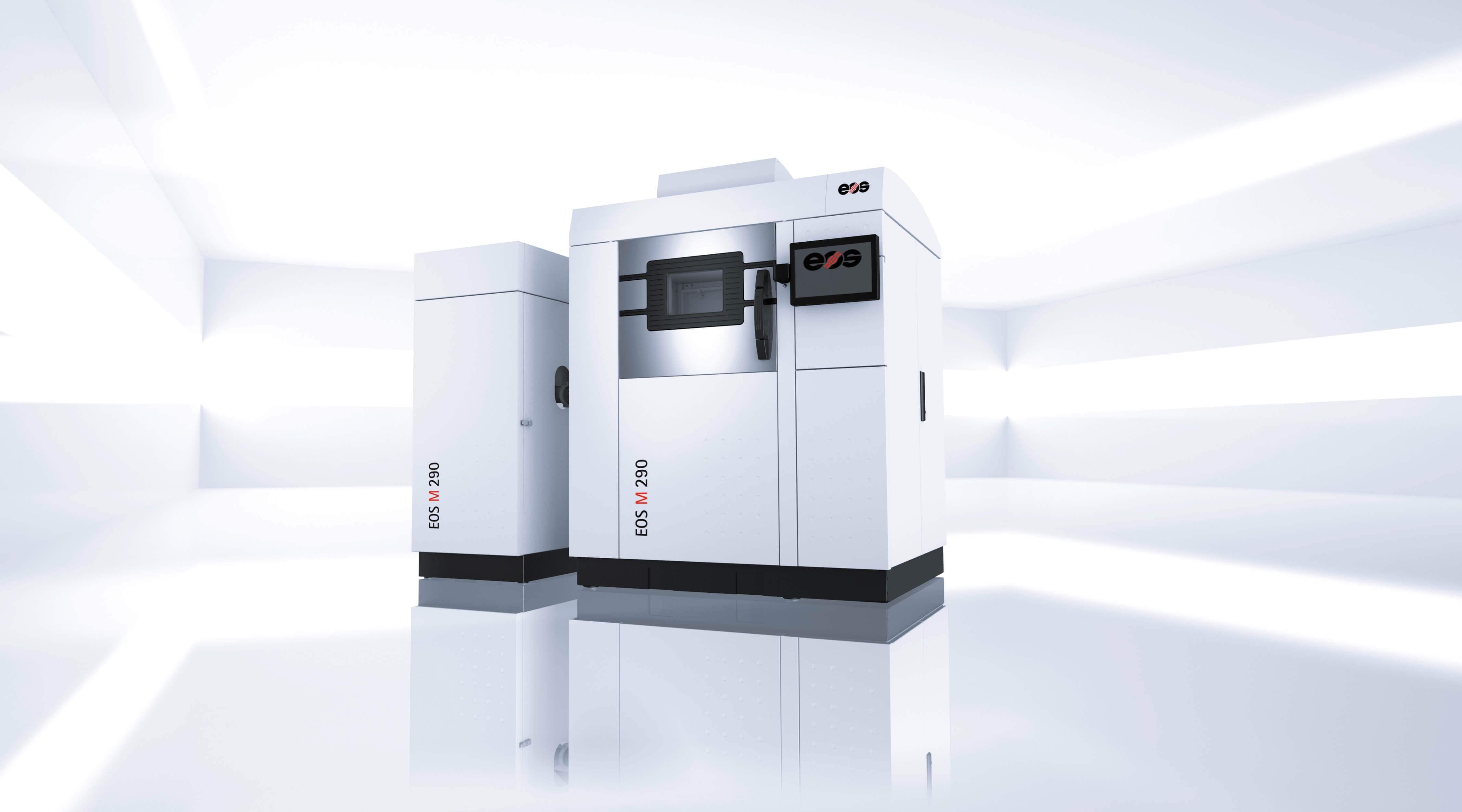 3D-Drucker M 290 von EOS