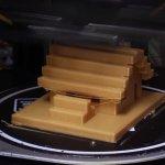 Minecraft-Objekt aus dem 3D-Drucker