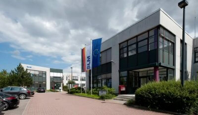 Zentrale von SLM Solutions in Lübeck