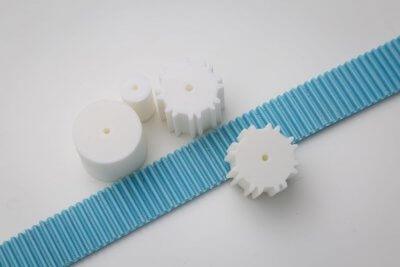 3D-Druck Komponenten für SPoE Drucker.