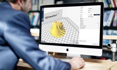Ultimaker Cura-Slicing-Software