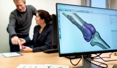 Materialise 3D-Software Mimic inPrint.