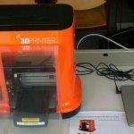 Der neue 3D-Drucker der Arnstädter Regelschule.