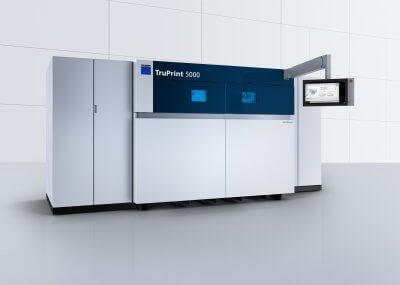 TRUMPF TruPrint 5000 3D-Drucker.