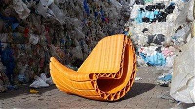 Sofa aus dem 3D-Drucker