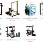 8 Einsteiger-3D-Drucker