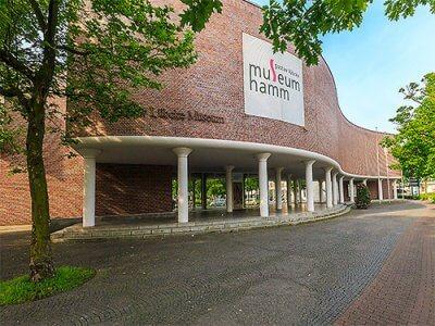 Gustav-Lübcke-Museum Hamm.