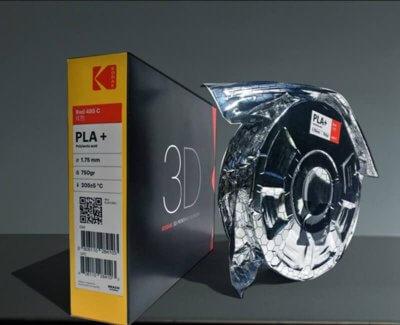 PLA + Filament von Kodak
