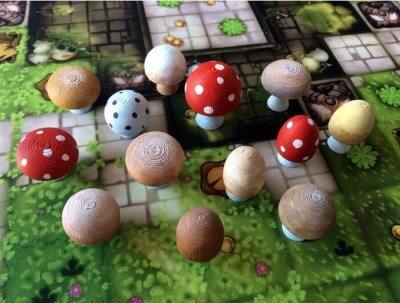 Pilze aus dem 3D-Drucker