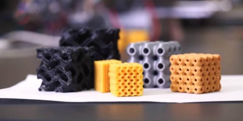Schwarzite aus dem 3D-Drucker
