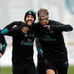 Sergio Ramos Training