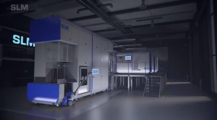 SLM 800 von SLM Solutions