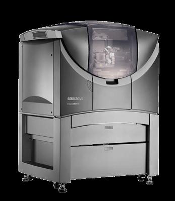 Stratasys Objet Eden260VS 3D-Drucker.