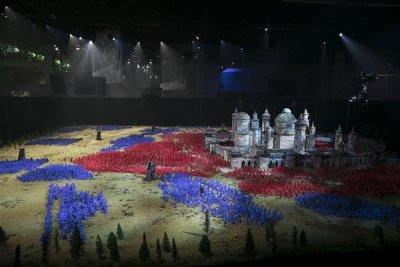 Diorama Weltrekord