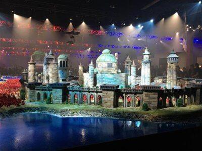 Diorama BlizzCon