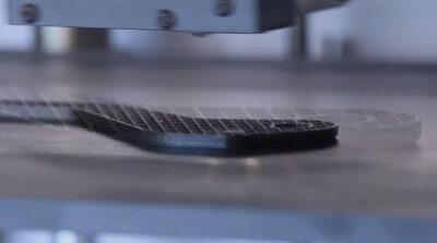 3D-Druck von Kohlefaser