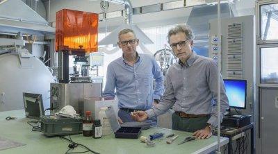 3D-Drucker für Abgaskatalysatoren