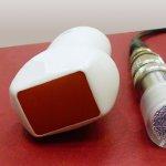 Ultraschallkopf mit Aufsatz