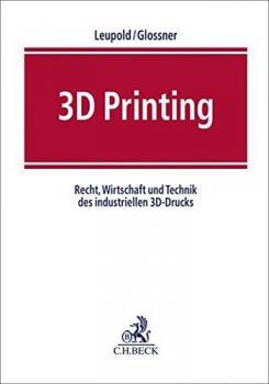 Cover Handburch 3D Printing